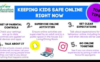 How To Keep Children Safe Online During Home Schooling