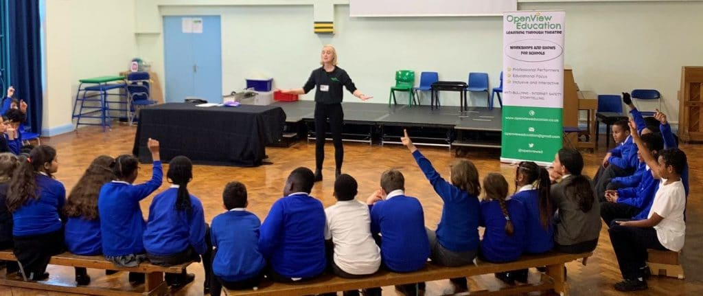 wellbeing workshops for schools