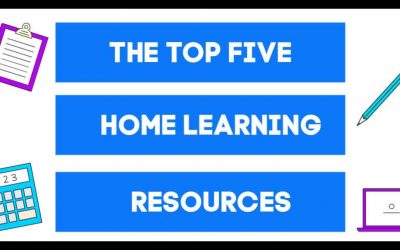 The Five Best FREE Homeschooling Resources