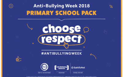 Anti-Bullying Week Lesson Plans: Choose Respect