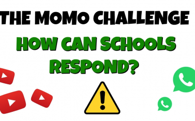 The Momo Challenge – How can Schools Respond? Sending the Right Messages to Parents and Students.