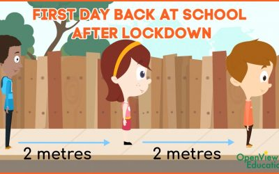 Are you worried about your child returning to school? Watch this video.
