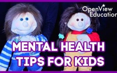 Mental Health Tips for Children