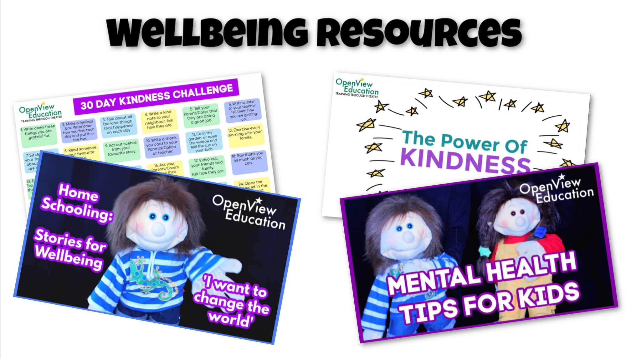wellbeing resources for schools