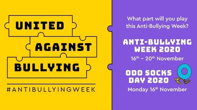 Anti bullying Week united against bullying