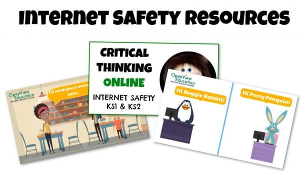internet safety resources