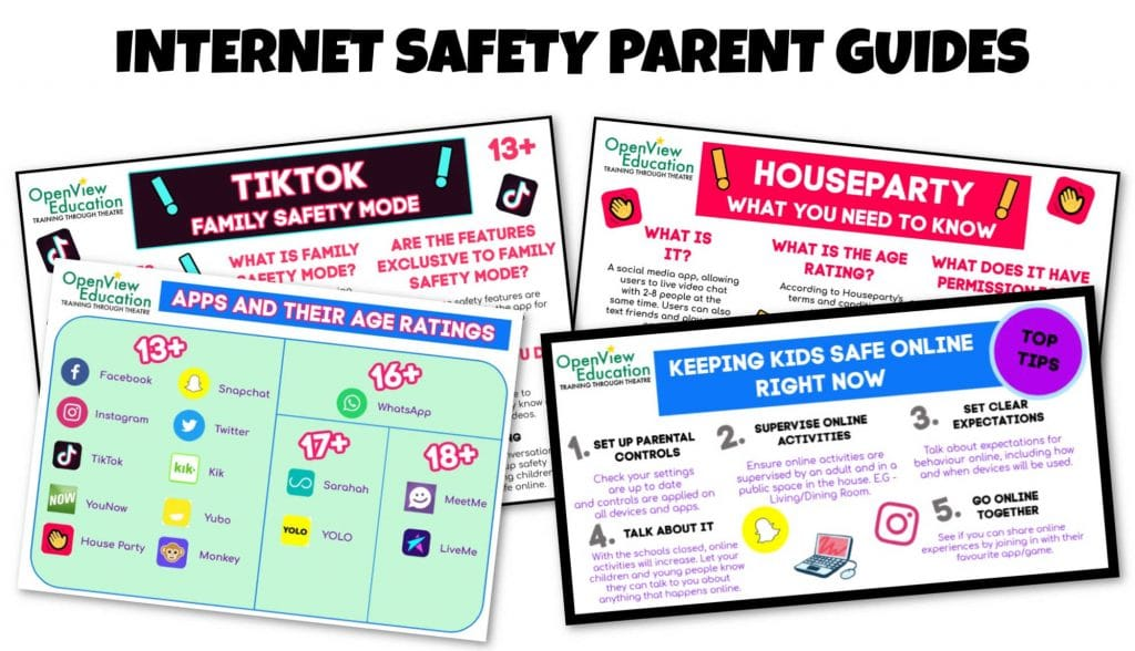 internet safety parent guides