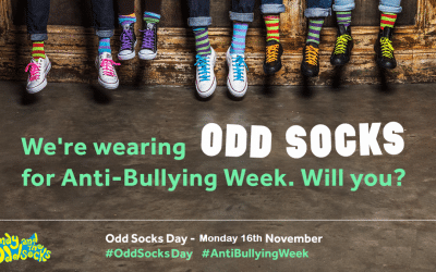 Odd Socks Day 2020 – Celebrating Difference in an Inclusive Way