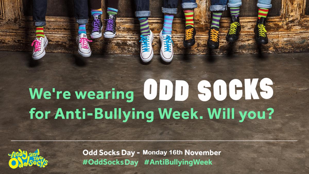 Odd Socks Day 2020