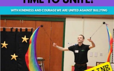 NEW: ONLINE Anti-Bullying Show – Time To Unite!