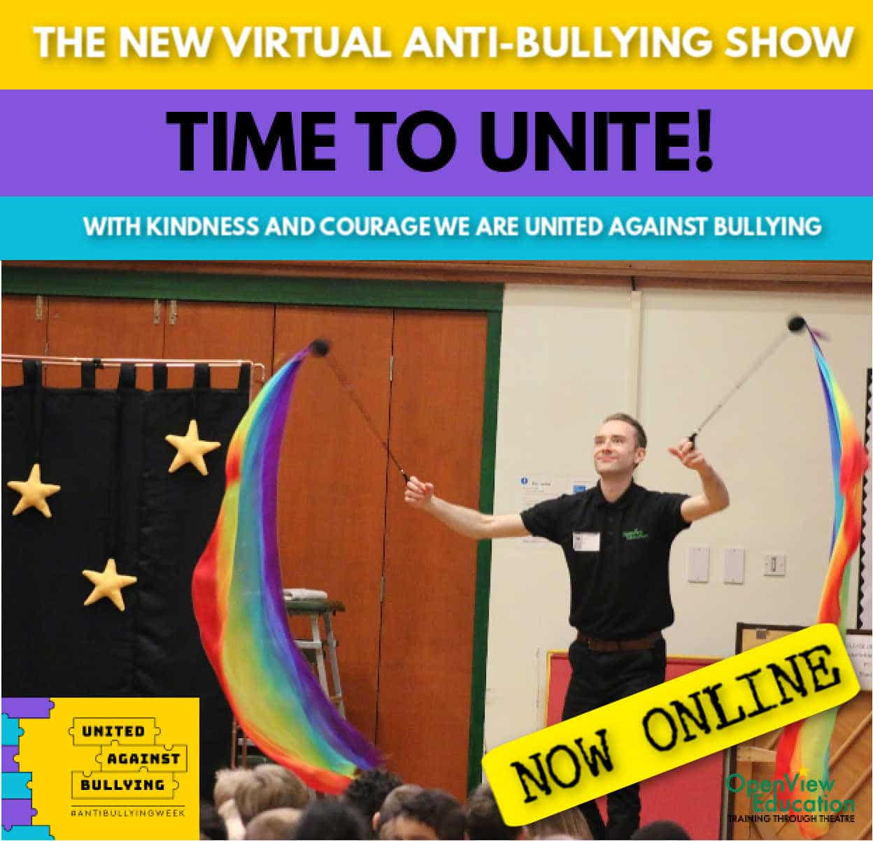 Anti-Bullying Online Show