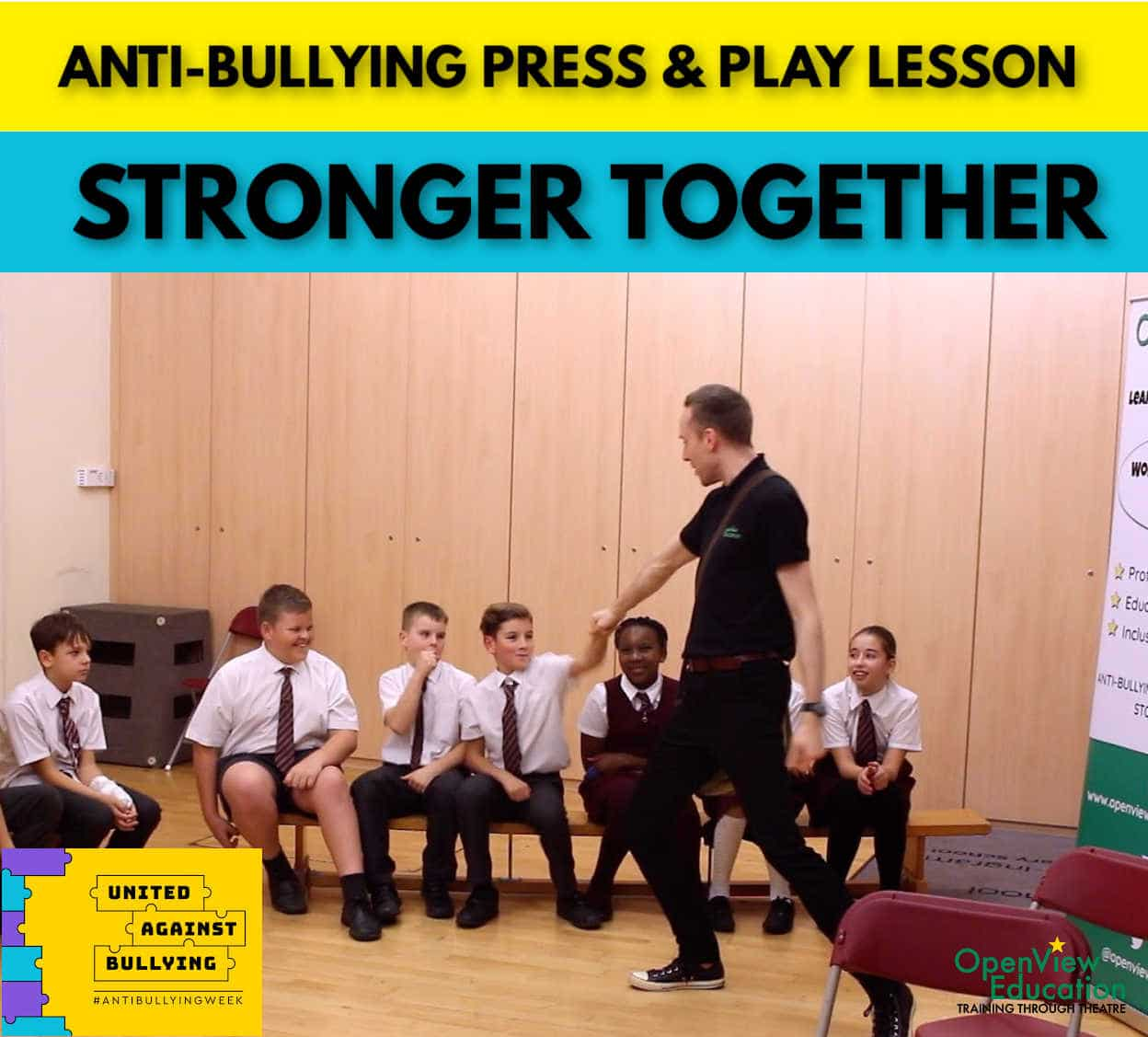 anti bullying week 2020