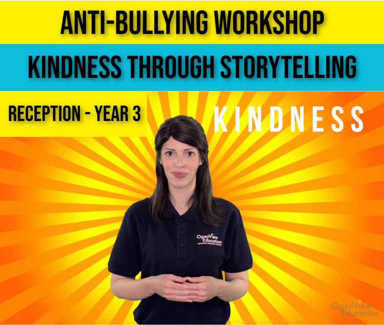 Anti-Bullying Workshops eyfs ks1