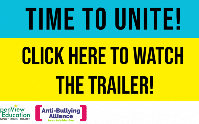 Anti-Bullying Week Theatre Show – NEW TRAILER