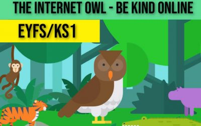The Internet Owl – Be Kind Online