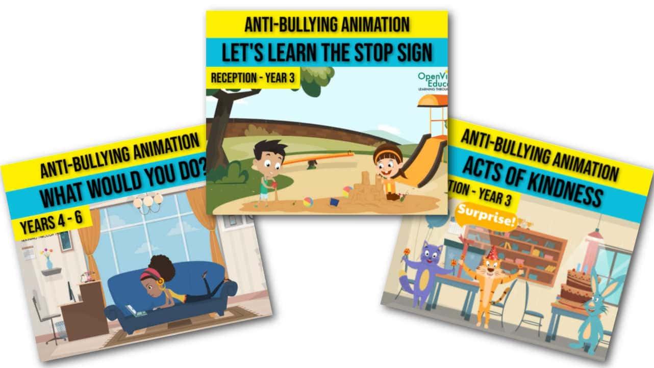 anti bullying lesson plans