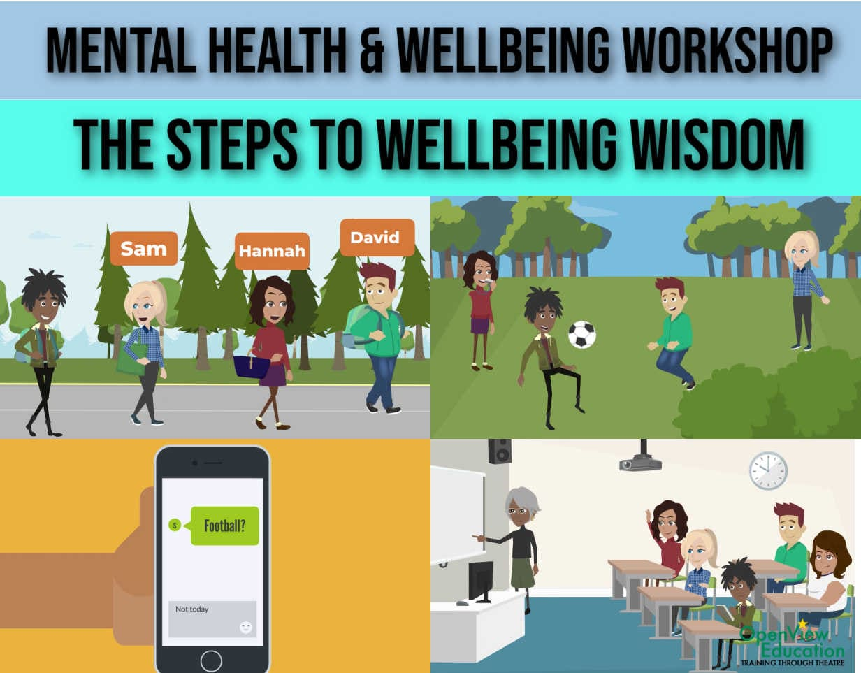 mental health workshops schools
