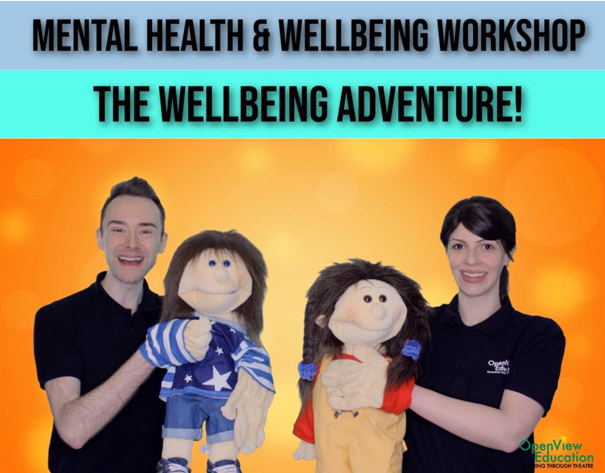 wellbeing workshops schools