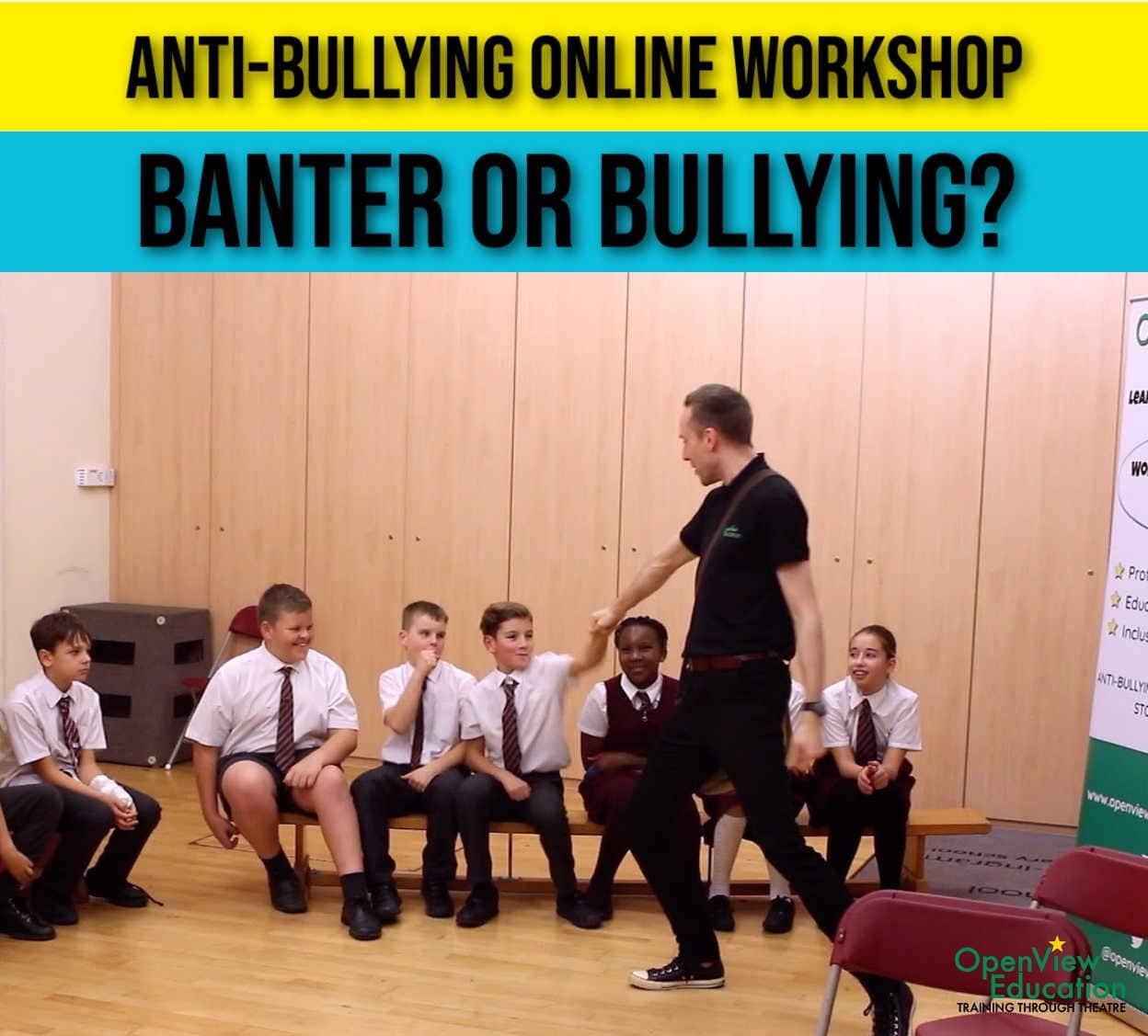Anti Bullying workshop ks2