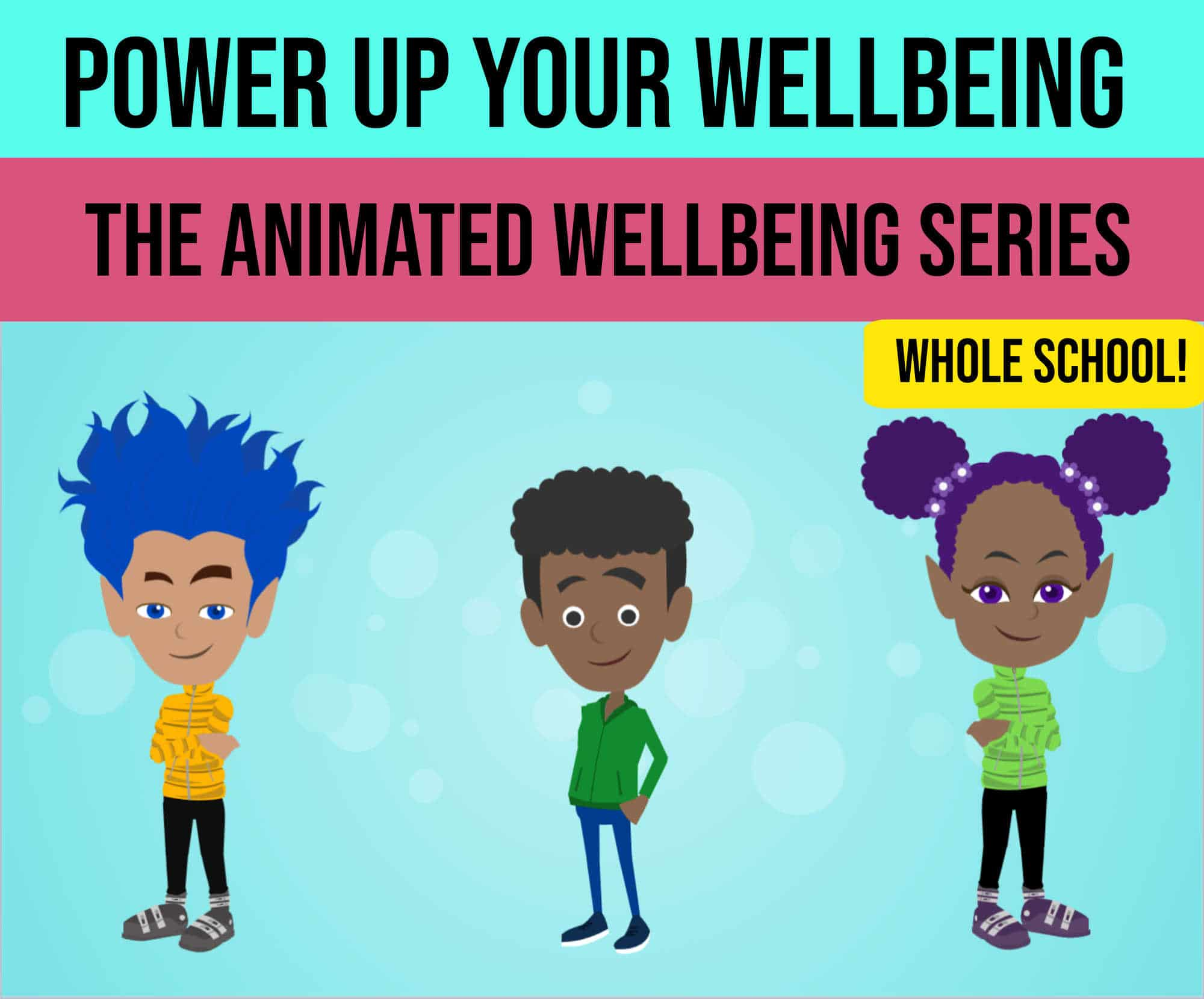 Wellbeing and mental health teaching resources