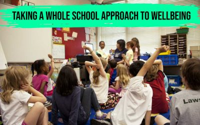 Whole School Approach to Wellbeing
