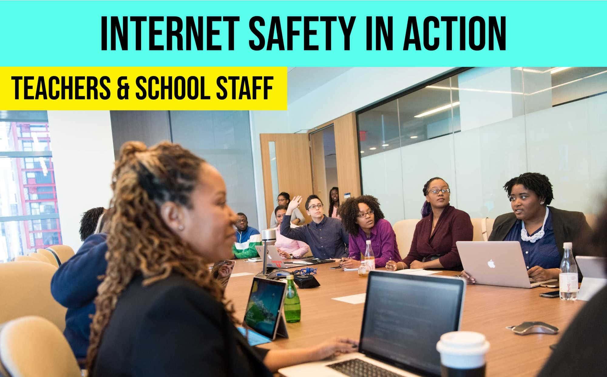 online safety teacher training