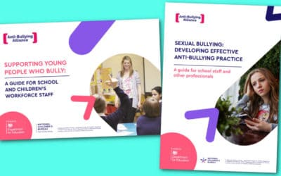 Anti-Bullying Guides and Training from the Anti-Bullying Alliance