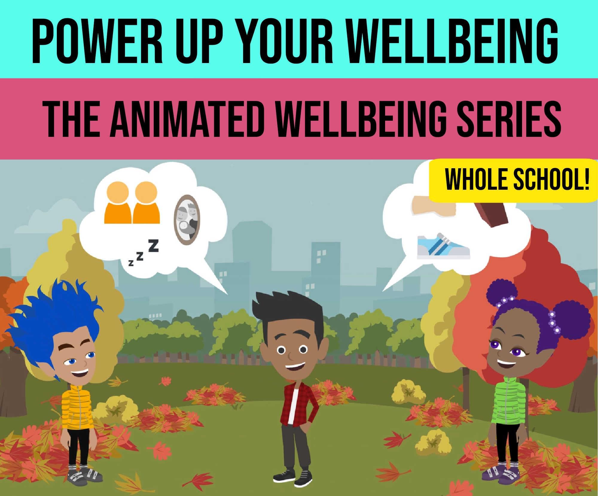 School Wellbeing Resources